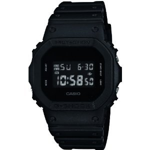 CASIO, G-shock, Solid Colors, DW-5600BB-JF, Japan