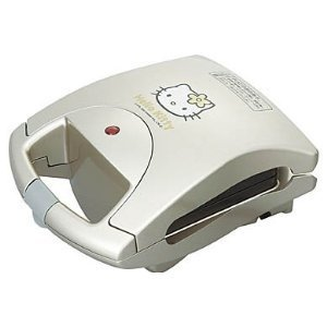 Sanrio, Hello Kitty, Toaster, Hot Sand, HP-4383KT, Japan