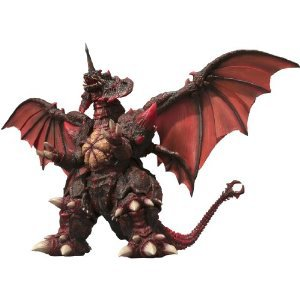 Bandai, S.H. monster Arts, Destoroyah, Godzilla, Action Figure, japan