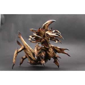 Art Spirits, Gamera, Legion, figure, Polystone, Toho, monster, Japan