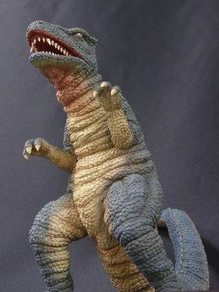 X-PLUS, Toho, monster, Kaiju, Gorosaurus, 1976, Godzilla, Complete Figure, Japan