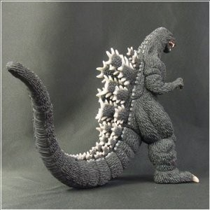 X-PLUS, Toho, Monster, Godzilla, 1989, Complete Figure, Japan