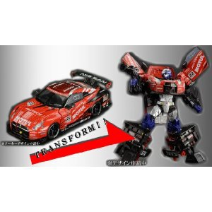 Takara Tomy, Transformers, GT, GT-01, GT-R, Optimus Prime, Race Queen, Action Figure, Japan