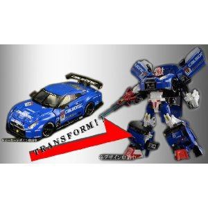 Takara Tomy, Transformers, GT, GT-02, GT-R, Star Saber, Race Queen, Action Figure, Japan