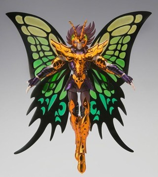 Seiya, Bandai, Tamashii, Saint cloth myth, Hades, Spector, Papillon Myu action Figure, Anime, Japan