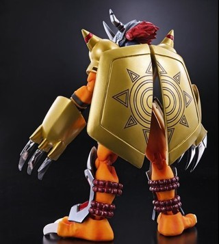 Bandai, soul, Tamashii, D-Arts, Digimon, WarGreymon, Anime, Japan