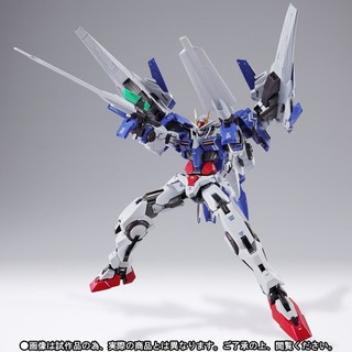 Bandai, Tamashii, METAL BUILD, GUNDAM, 00, DoubleO, Raiser, Action Figure, anime , japan