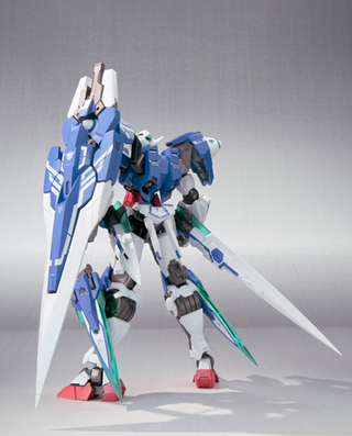 METAL BUILD, 00, Gundam, Seven Sword, BANDAI, JAPAN, FIGURE, anime
