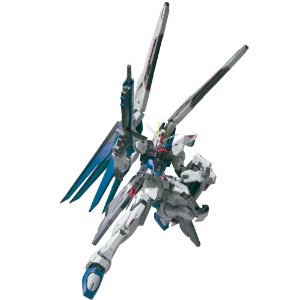 Bandai METAL BUILD Mobile Suit Gundam SEED Freedom Gundam Actuin Figure