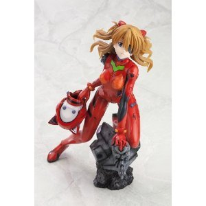 kotobukiya, EVANGELION, YOU CAN (NOT) REDO, Q, Asuka, Langley, Shikinami, Plug Suit, Complete Figure