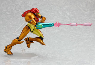 Max Factory figma METROID Other M Samus Aran Nintendo Action Figure