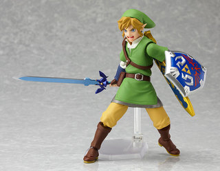 Max Factory figma The Legend of Zelda Skyward Sword Link Ninteodo Action Figure