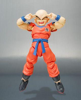 Bandai S.H.Figuarts Dragon Ball Kai Krillin Action Figure