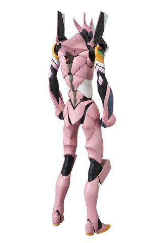 Medicom Toy Real Action Heroes Neo Evangelion EVA Type-08 Beta Action Figure