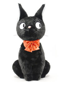 Sitting Jiji from Kiki's Delivery Service LL