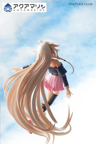Aquamarine IA -ARIA ON THE PLANETES VOCALOID3 Library 1/6 Complete Figure