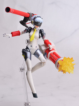 Max Factory Persona 4 P4 figma Aegis The ULTIMATE Original Color ver (w/ Design postcard) Complete Figure