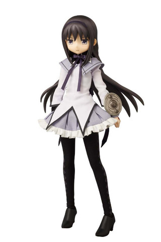 Medicom Toy RAH Real Action Heroes MGM Magical Girl Madoka Magika Akemi Homura Action Figure