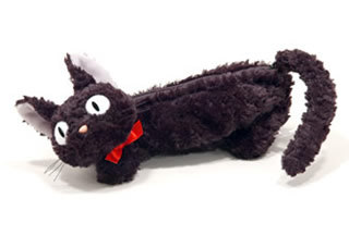 Fluffy Jiji Pencil Case