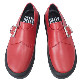 BELLY BUTTON No.8804 / Red Monk Straps