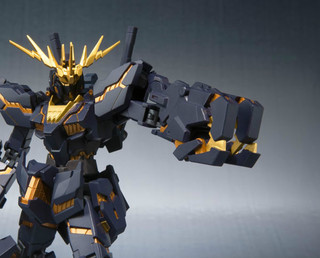 Bandai Robot Spirits Mobile Suit Gundam Unicorn Banshee Destroy Mode Action Figure