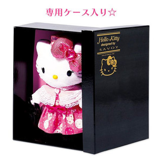 Sanrio limited SAVOY × Hello Kitty collaboration Special Doll