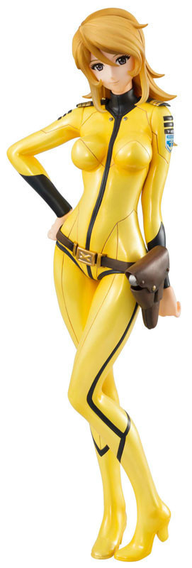 MegaHouse, Yamato Girls, Collection, Space Battleship Yamato 2199, Yuki Mori, Ship Uniform Ver, Comp