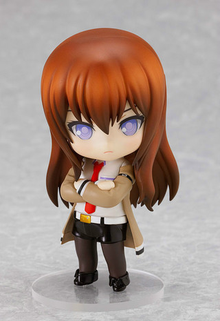 Good Smile Company Nendoroid Steins;Gate Kurisu Makise Figure