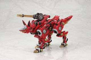 Kotobukiya, HMM, ZOIDS, RZ-046, Fire Fox, 1/72, Limited Edition, Plastic Model Kit