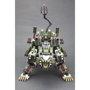 HMM, ZOIDS, RZ-041, LIGER ZERO PANZER, 1/72, Plastic Model Kit, KOTOBUKIYA Japan