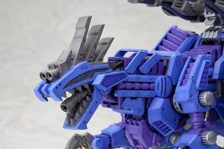 Kotobukiya ZOIDS Psycho Jenozaura 1/72 Plastic Model Kit