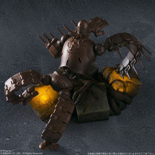 Souzou Galleria Laputa: Castle in the Sky Robot Soldier Complete Mini Figure (w/ LED based)