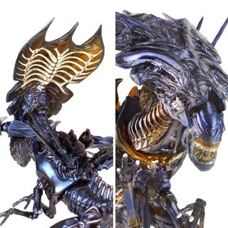 Kaiyodo Revoltech No.018 Alien Queen Action Figure