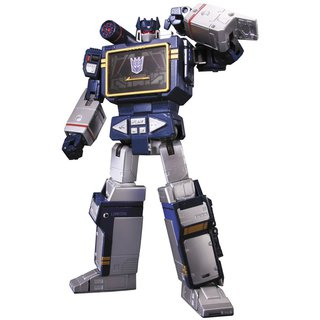 Takara tomy, Transformers, Masterpiece, MP-13, Soundwave