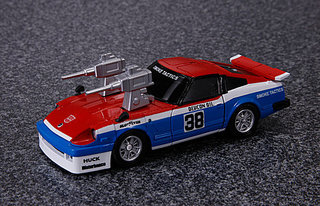 Takara Tomy Transformers Master Piece MP-19 Smokescreen Fairlady 280 Z-T Action Figure