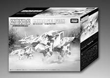 Takara tomy, Zoids, 30th, Anniversary, Mirage Fox, Complete Figure