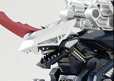 Takara Tomy Zoids 30th Anniversary Geno Ritter Limited Edition Complete Figure
