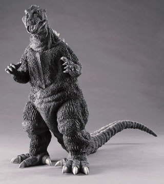X-PLUS, Toho, Large Monsters, Godzilla,1954, Complete Figure