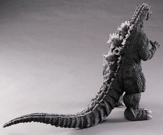 X-PLUS Toho Monster 30cm Series First Godzilla 1954 ver. Complete Figure (w/ Memorial plate)