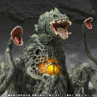 Bandai S.H.MonsterArts Biollante vs Godzilla Action Figure