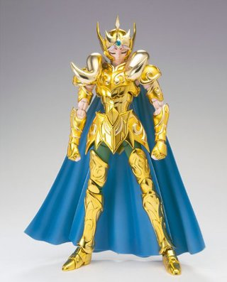 Bandai, Saint Cloth Myth, Aries Mu, Action Figure