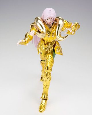 Bandai Saint Cloth Myth EX Aries Mu Action Figure