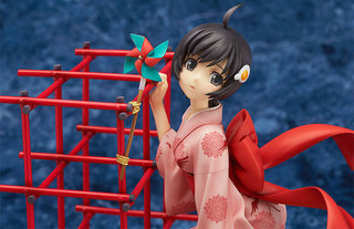 Good Smile Company Nisemonogatari Tsukihi Araragi 1/8 Complete Figure