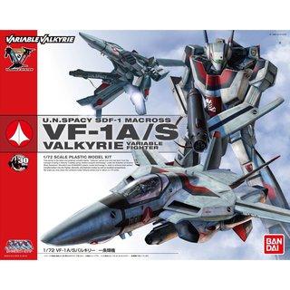 Bandai, Macross, VF-1A/S, Valkyrie, Plastic Model