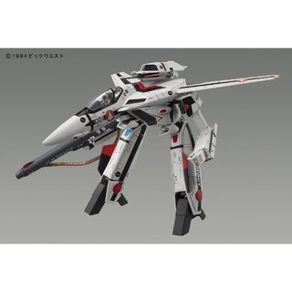 Bandai Macross Do You Remember Love? 1/72 VF-1A/S Valkyrie Hikaru Ichijyou Custom Plastic Model