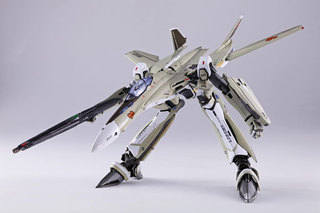 Bandai DX Chogokin Macross VF-25A Messiah Valkyrie General Type