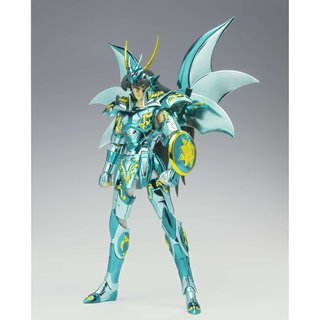 Bandai, Saint Cloth Myth, Dragon, Shiryu, God Cloth,10th Anniversary Edition, Figure