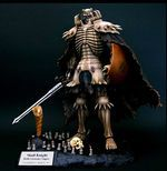 Berserk, Skull Knight, Birth Ceremony Chapter, Polystone Statue, Swarovski