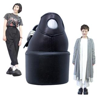 TOKYO BOPPERN No.884 / Black Smooth Monk Straps
