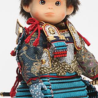 Samurai Armor Doll 【ICHIZO DOLL】 Momotarō